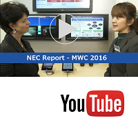 MWC2016 - NEC's Traffic Management System(TMS) – youtube